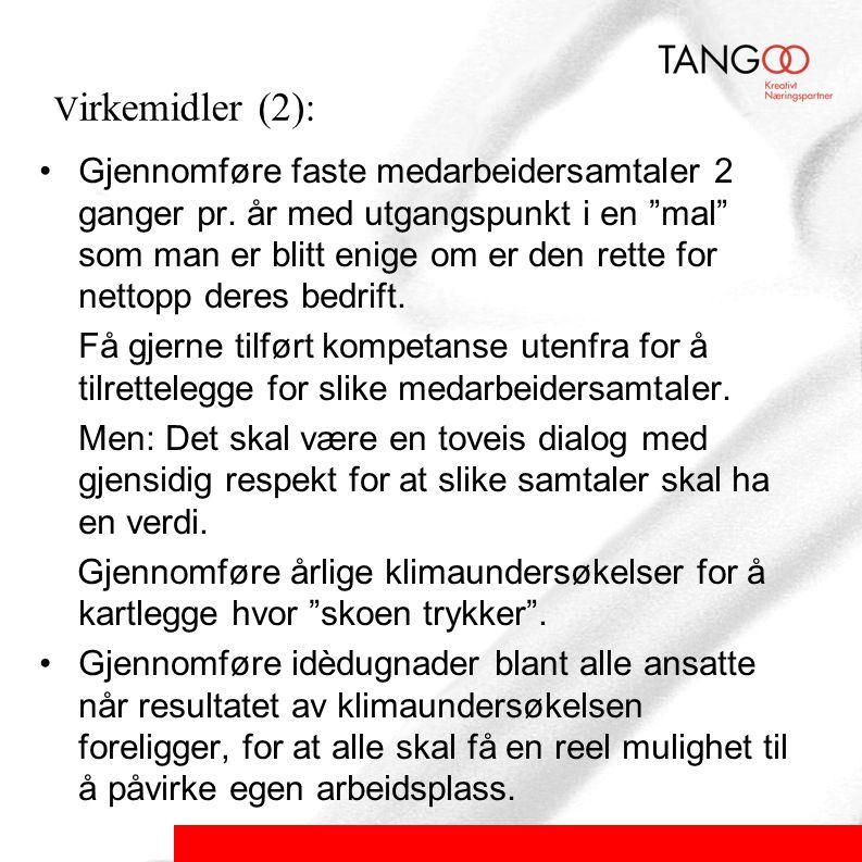 Virkemidler (2):