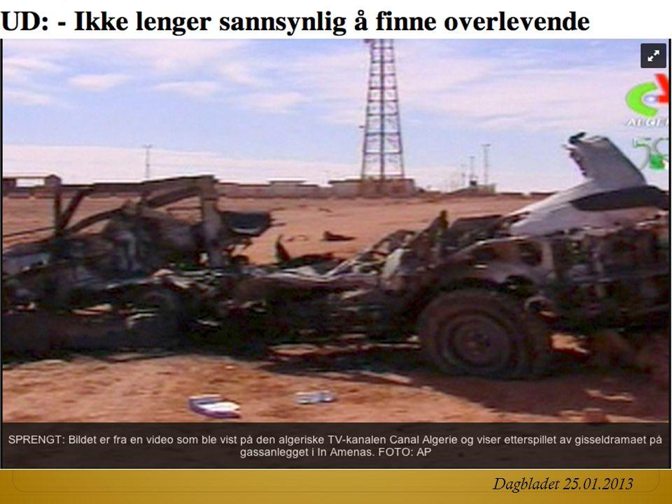 Dagbladet 25.01.2013