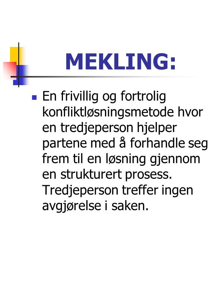 MEKLING: