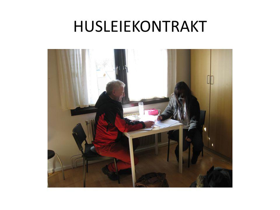 HUSLEIEKONTRAKT