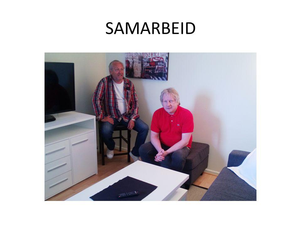 SAMARBEID