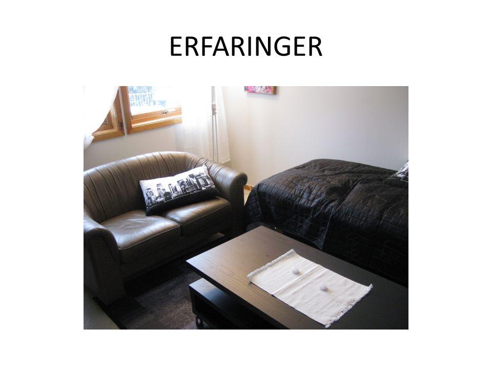 ERFARINGER