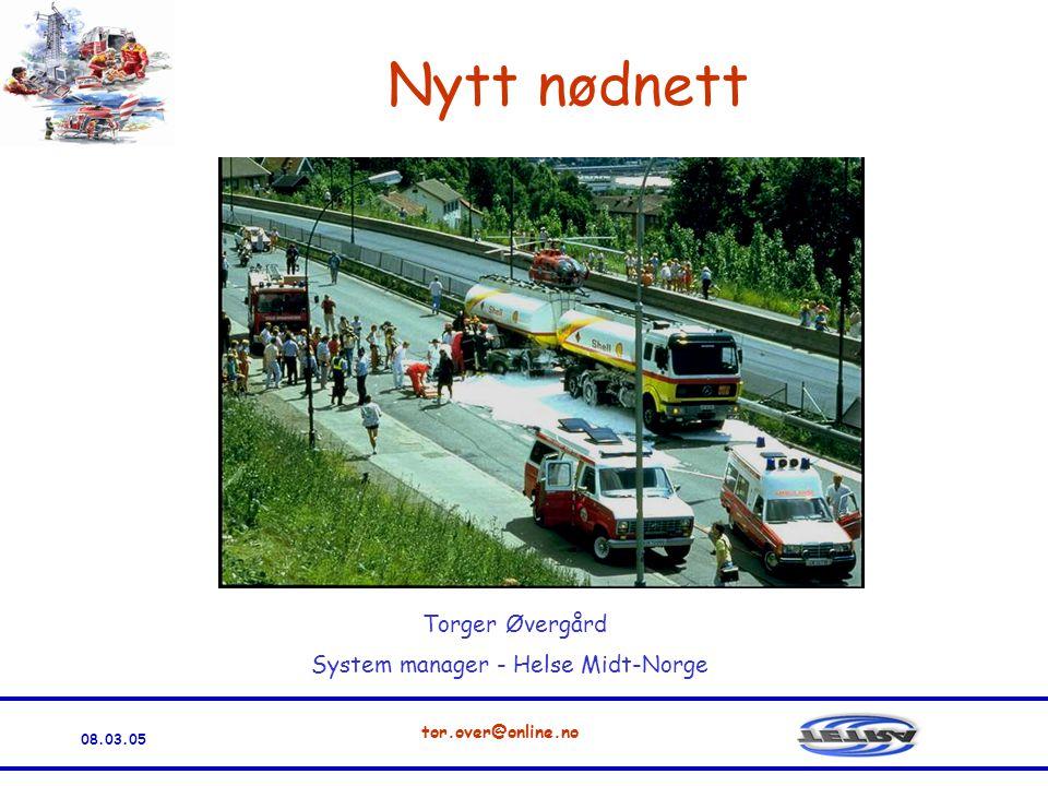 System manager - Helse Midt-Norge