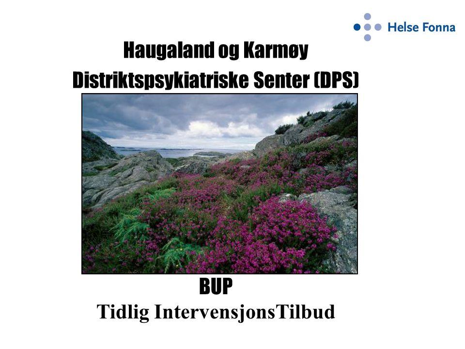 Haugaland og Karmøy Distriktspsykiatriske Senter (DPS)