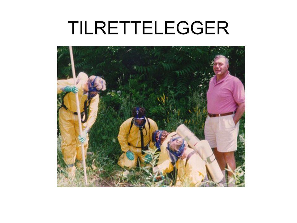 TILRETTELEGGER