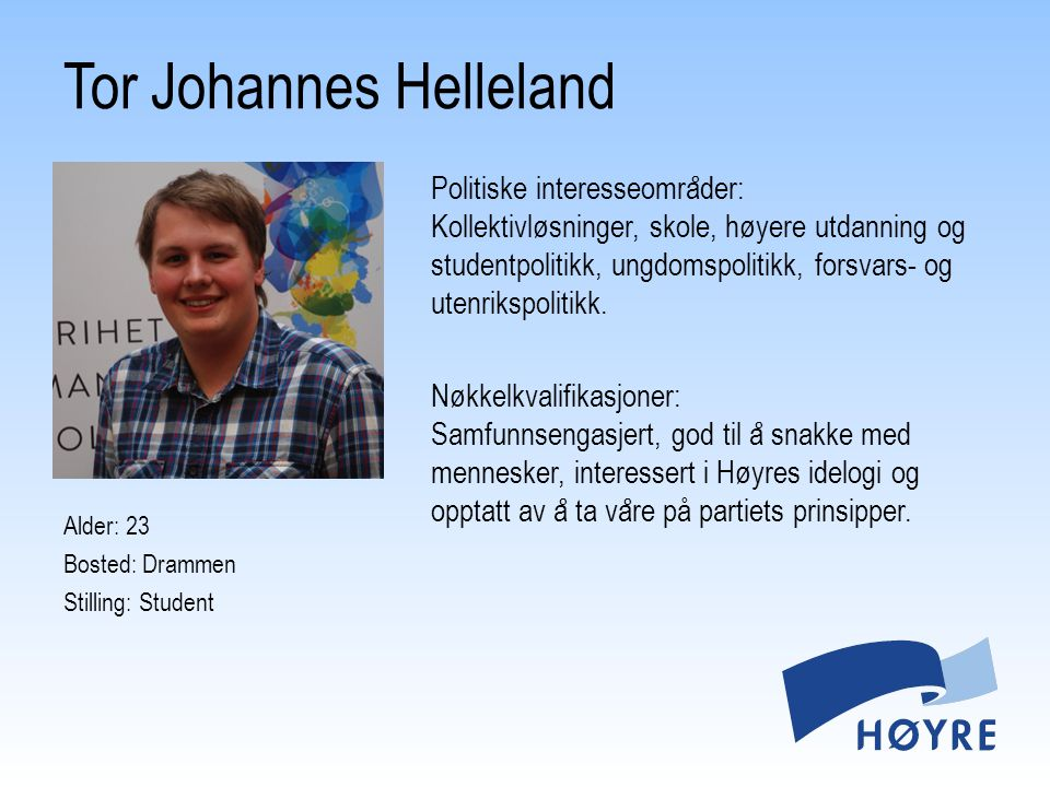 Tor Johannes Helleland