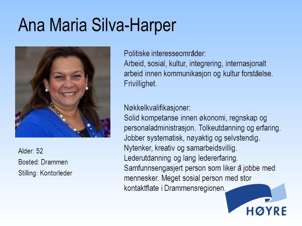 Ana Maria Silva-Harper