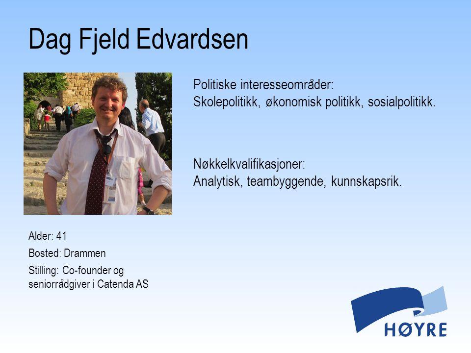 Dag Fjeld Edvardsen
