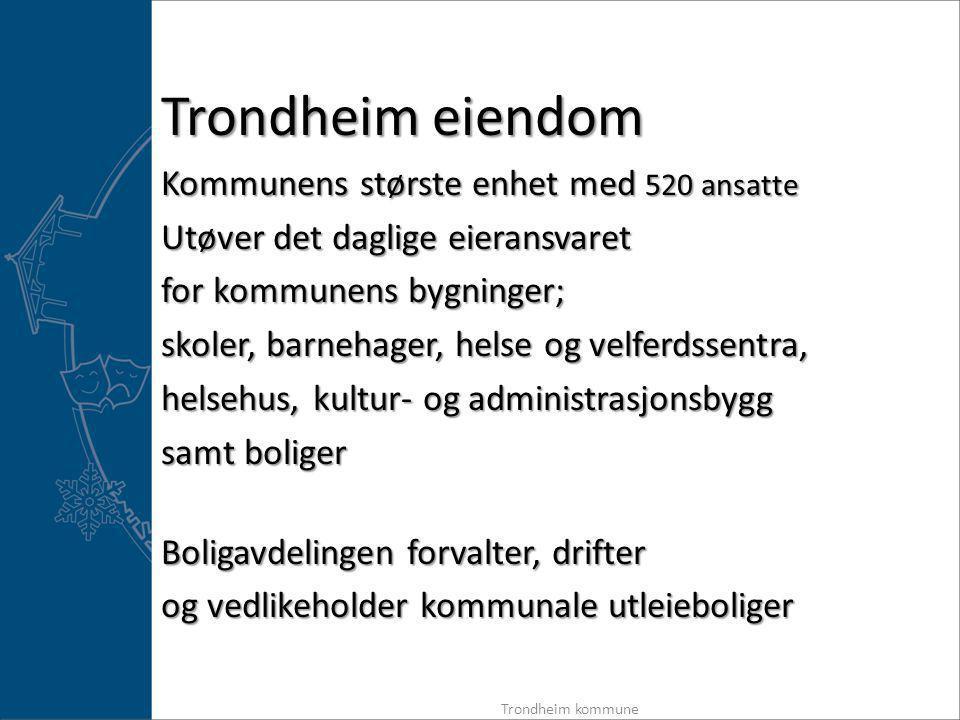 Trondheim eiendom