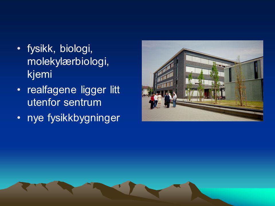 fysikk, biologi, molekylærbiologi, kjemi