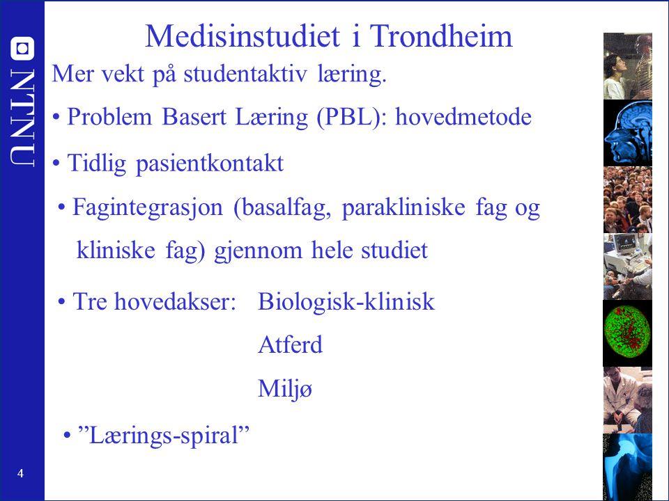 Medisinstudiet i Trondheim