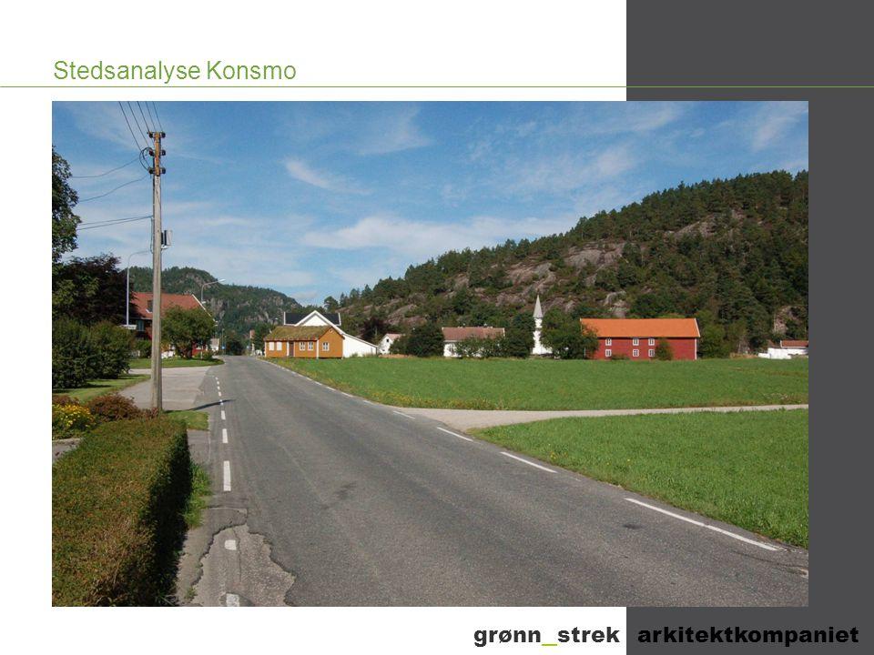 Stedsanalyse Konsmo grønn_strek arkitektkompaniet
