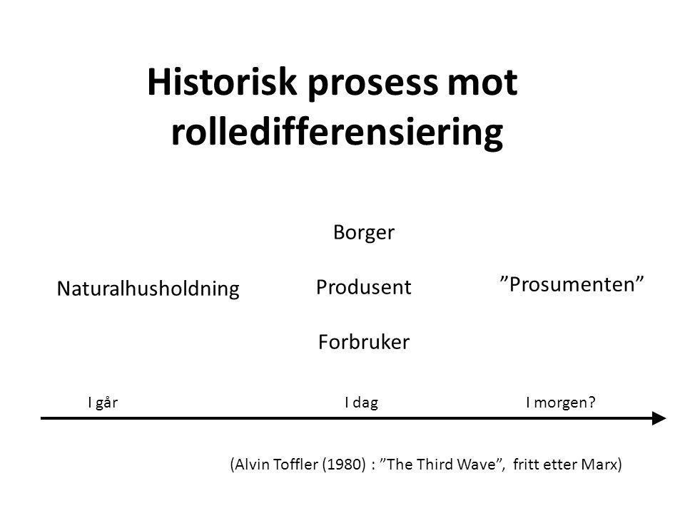 rolledifferensiering
