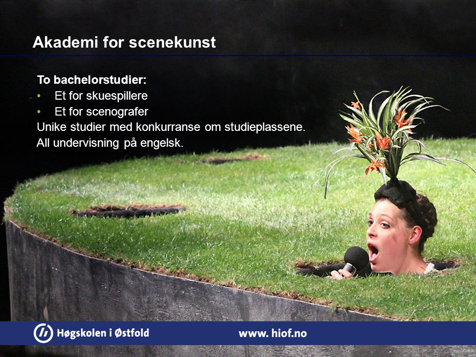 Akademi for scenekunst