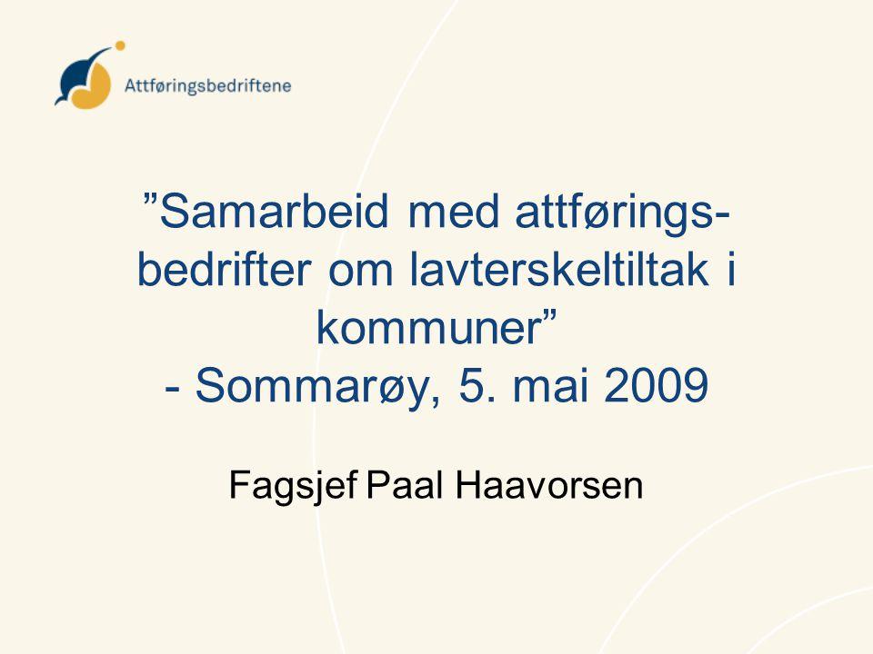 Fagsjef Paal Haavorsen