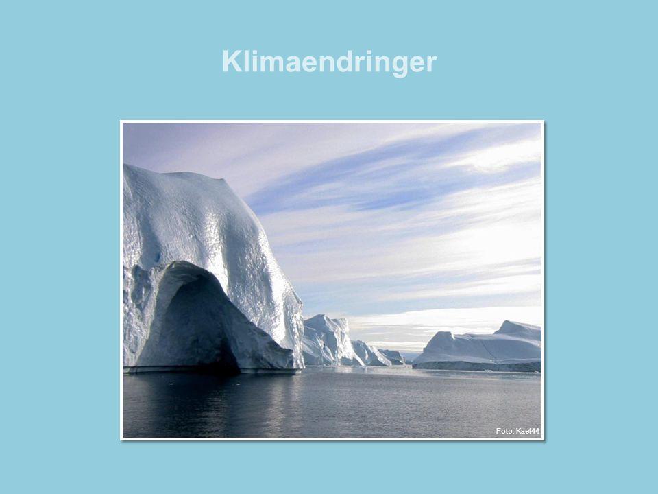 Klimaendringer Foto: Kaet44