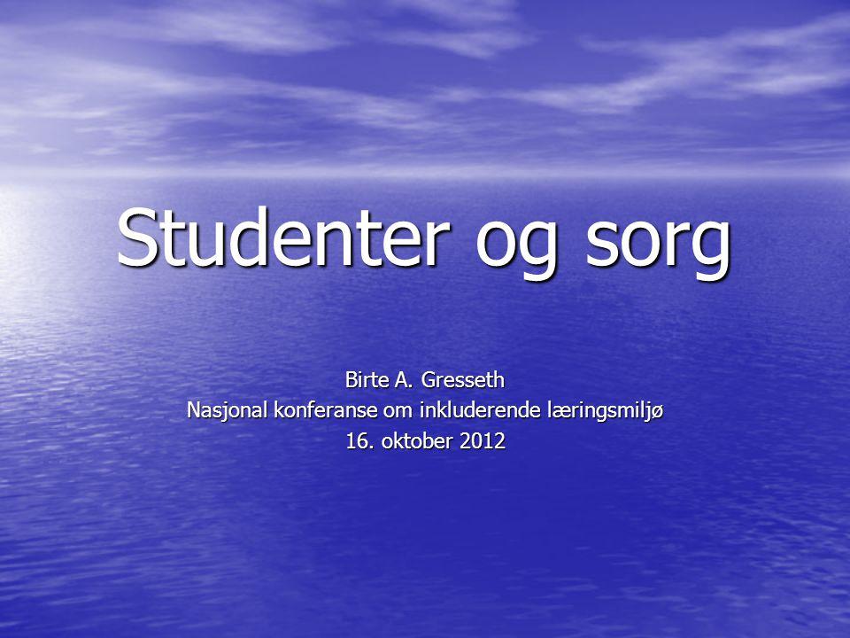 Nasjonal konferanse om inkluderende læringsmiljø
