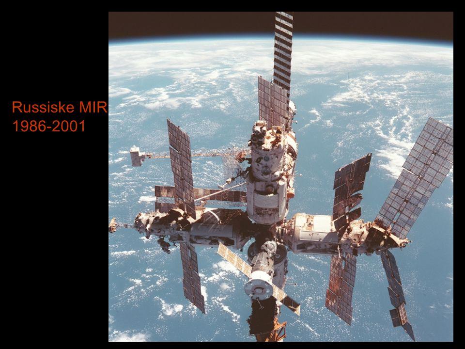 Russiske MIR 1986-2001