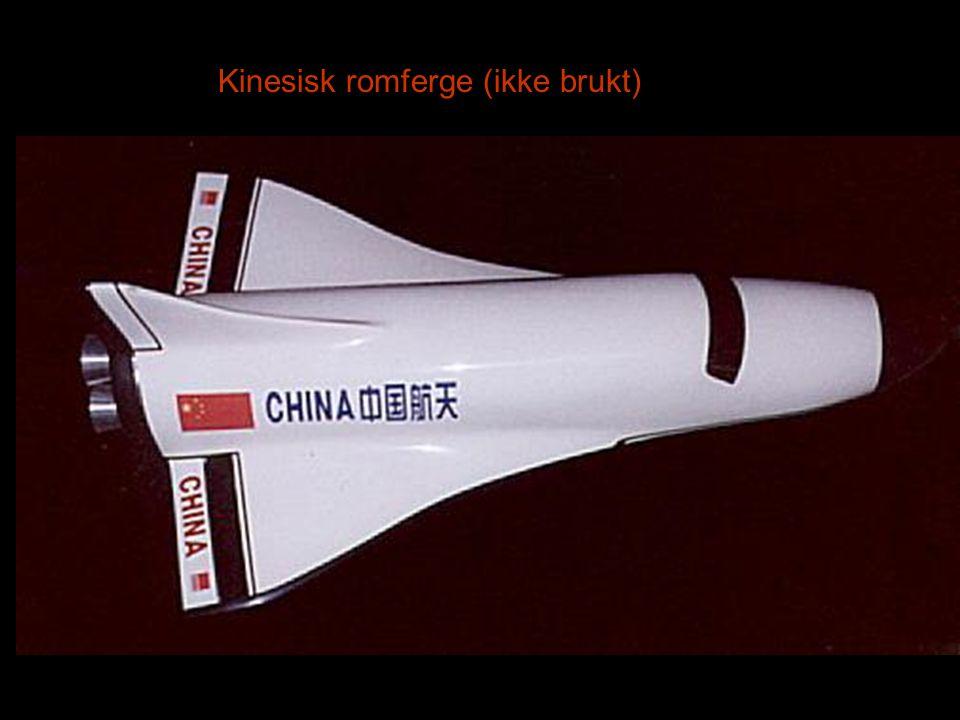 Kinesisk romferge (ikke brukt)