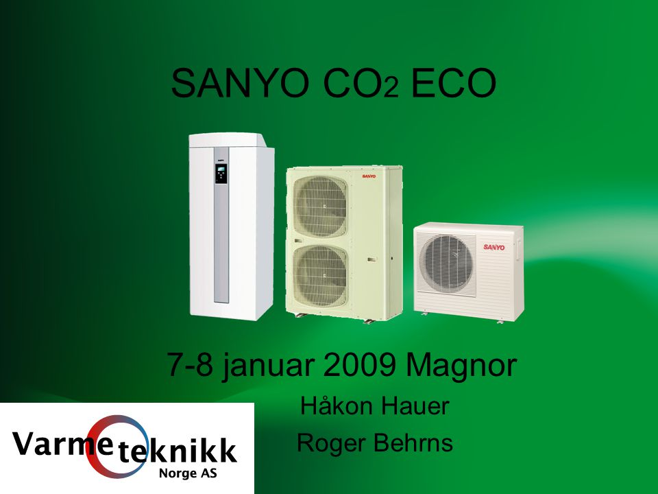 7-8 januar 2009 Magnor Håkon Hauer Roger Behrns