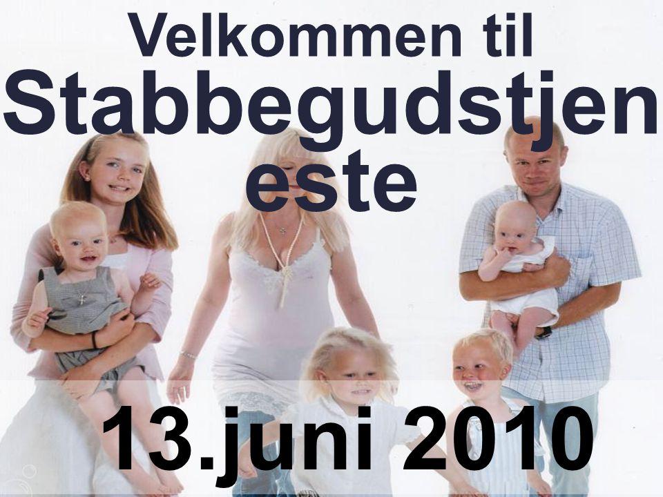 Stabbegudstjeneste 13.juni 2010