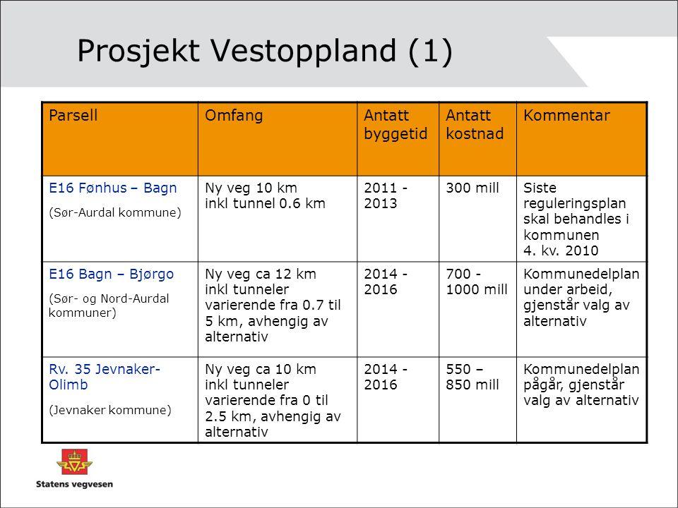 Prosjekt Vestoppland (1)