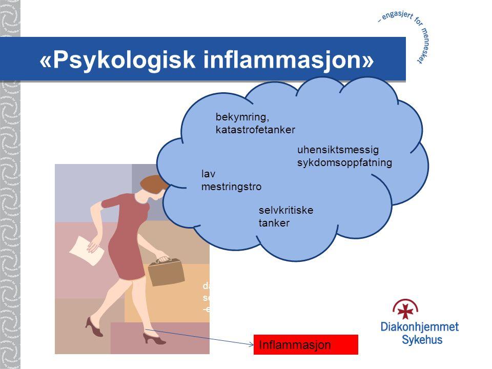 «Psykologisk inflammasjon»