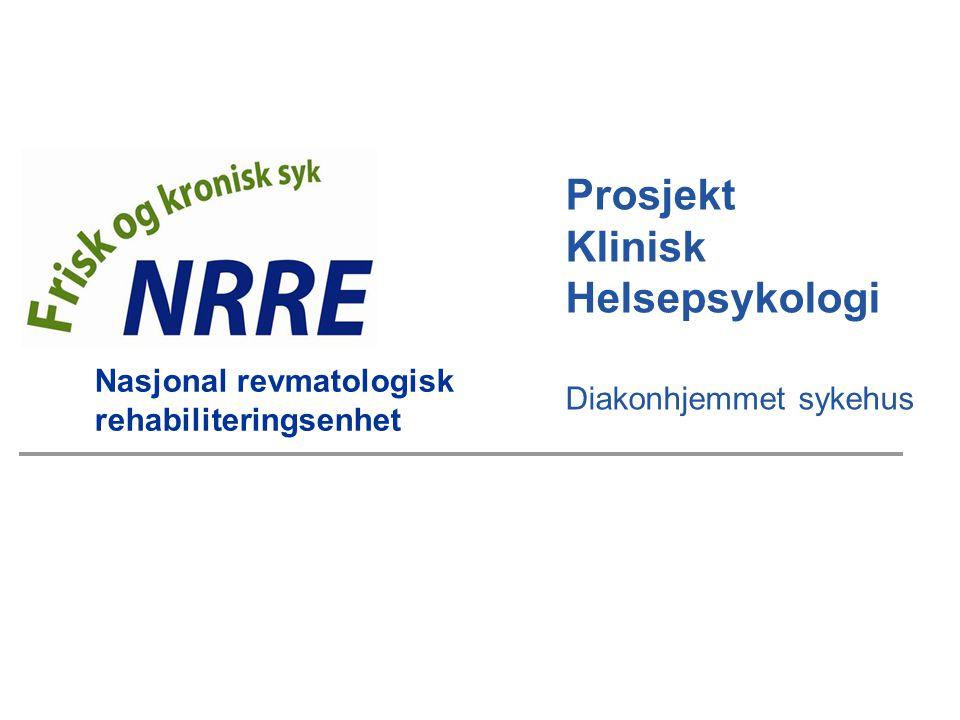 Nasjonal revmatologisk rehabiliteringsenhet