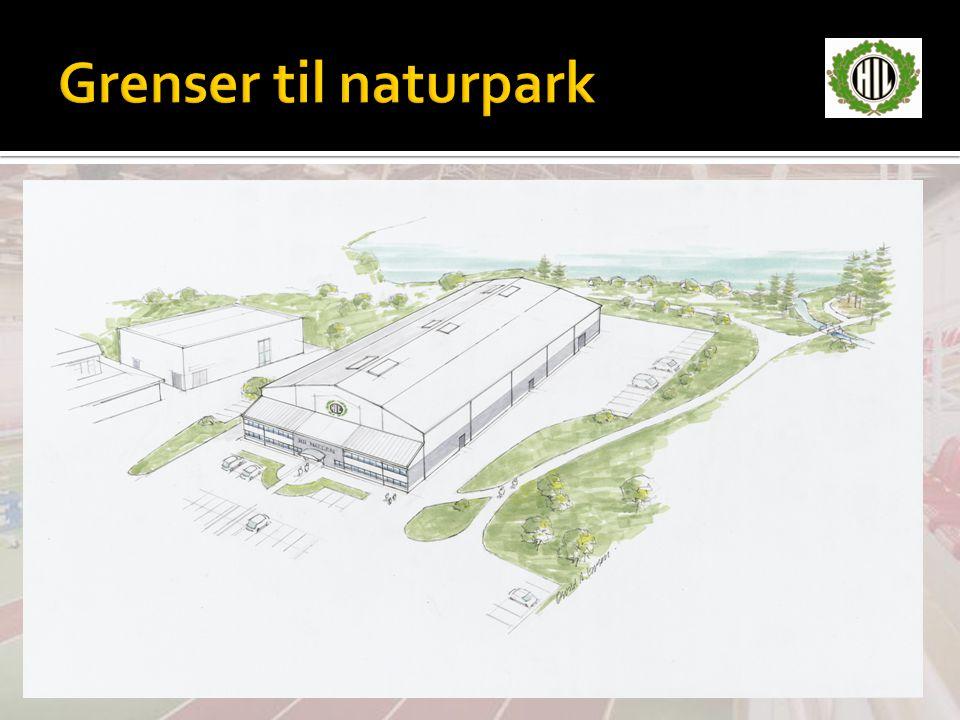 Grenser til naturpark