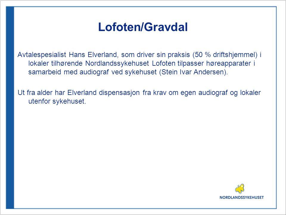 Lofoten/Gravdal
