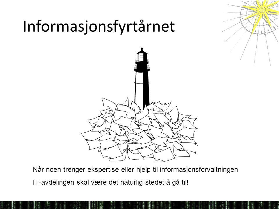 Informasjonsfyrtårnet
