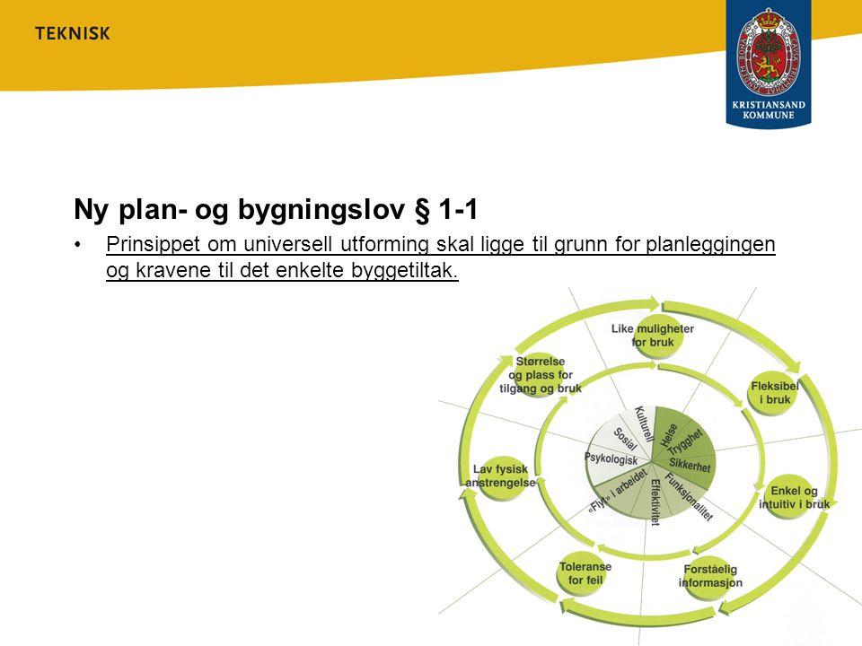 Ny plan- og bygningslov § 1-1