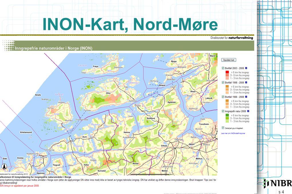 INON-Kart, Nord-Møre Så jeg tok en titt på INONs hjemmeside, bare for noen dager siden, for å se på disse kartene.