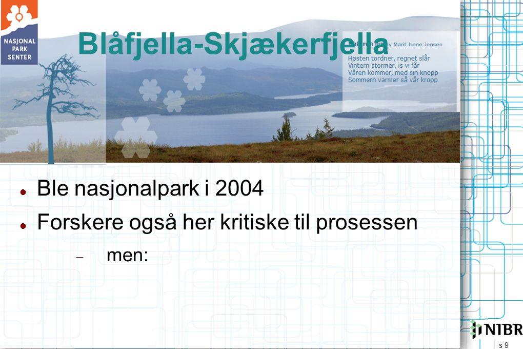 Blåfjella-Skjækerfjella