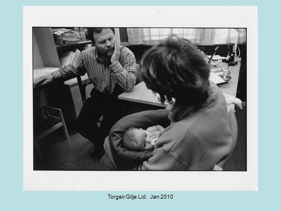 Torgeir Gilje Lid. Jan 2010