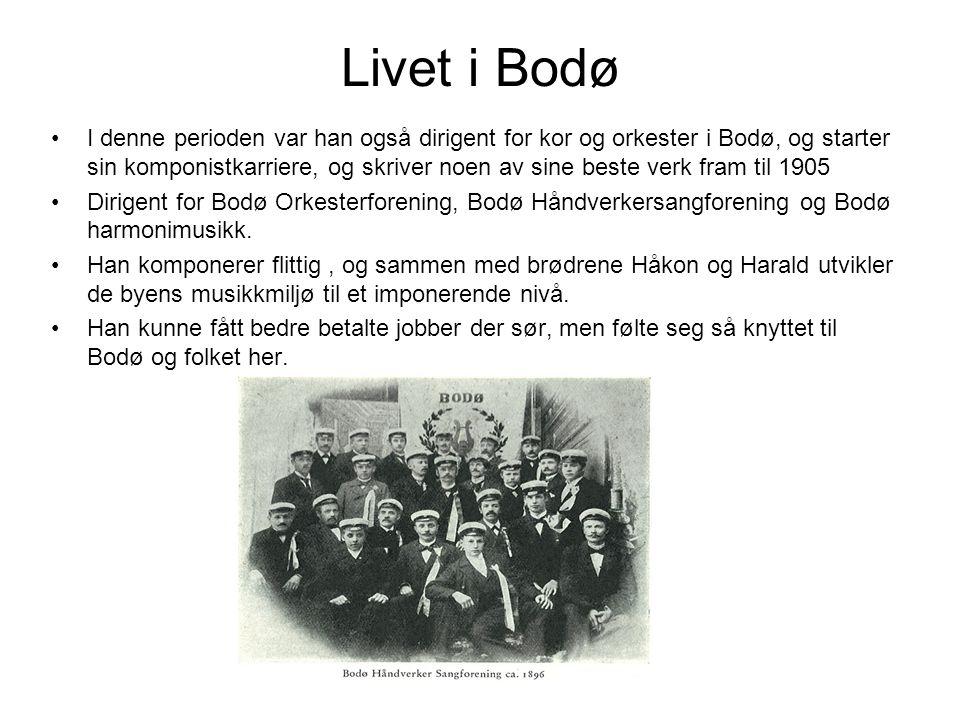 Livet i Bodø