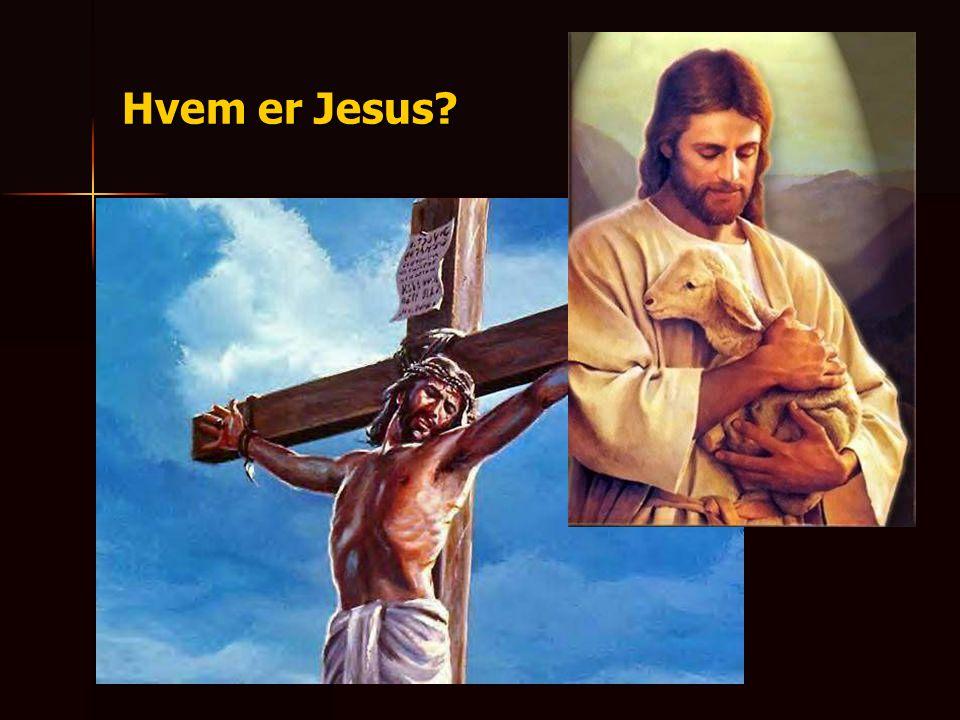 Hvem er Jesus