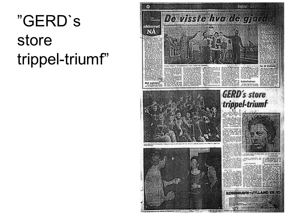 GERD`s store trippel-triumf