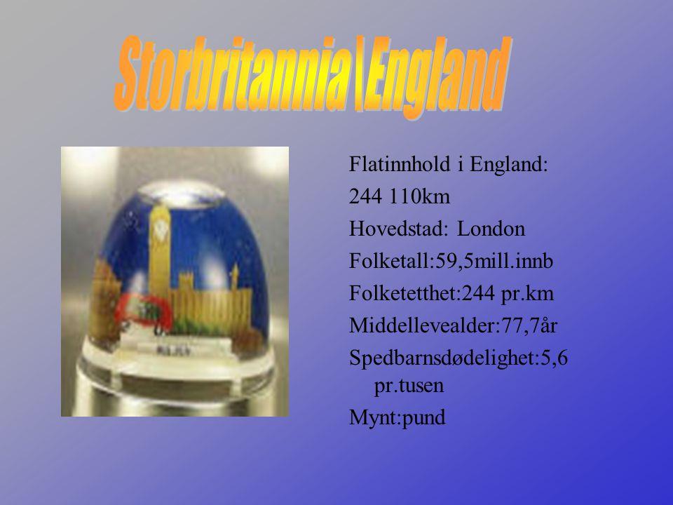 Storbritannia\England