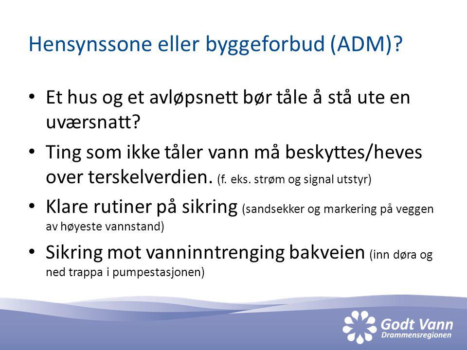 Hensynssone eller byggeforbud (ADM)