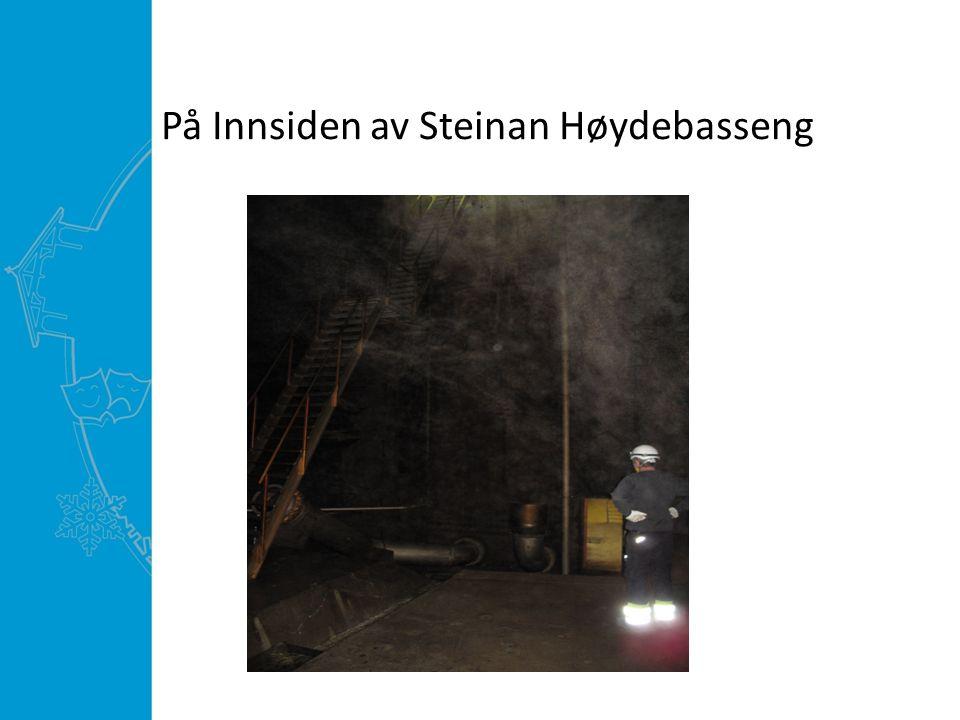 På Innsiden av Steinan Høydebasseng