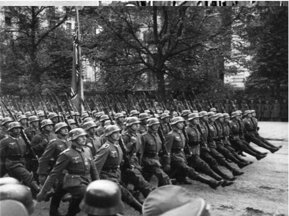 1933: Hitler blir utnevnt til rikskansler (statsminister)