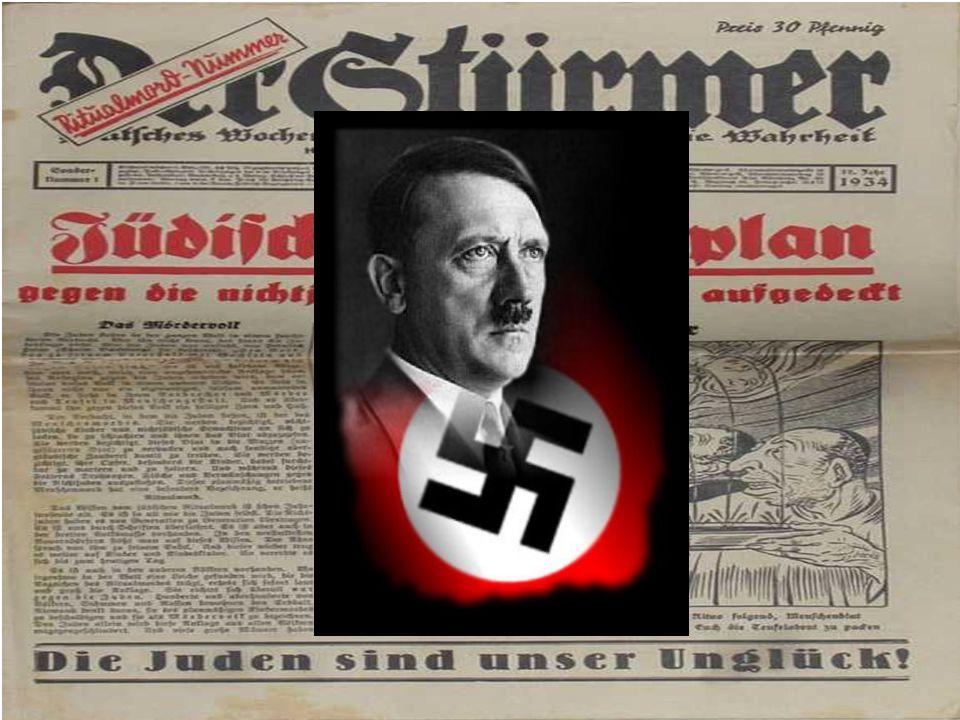 Nazismens fremgang Mange nektet å akseptere republikken