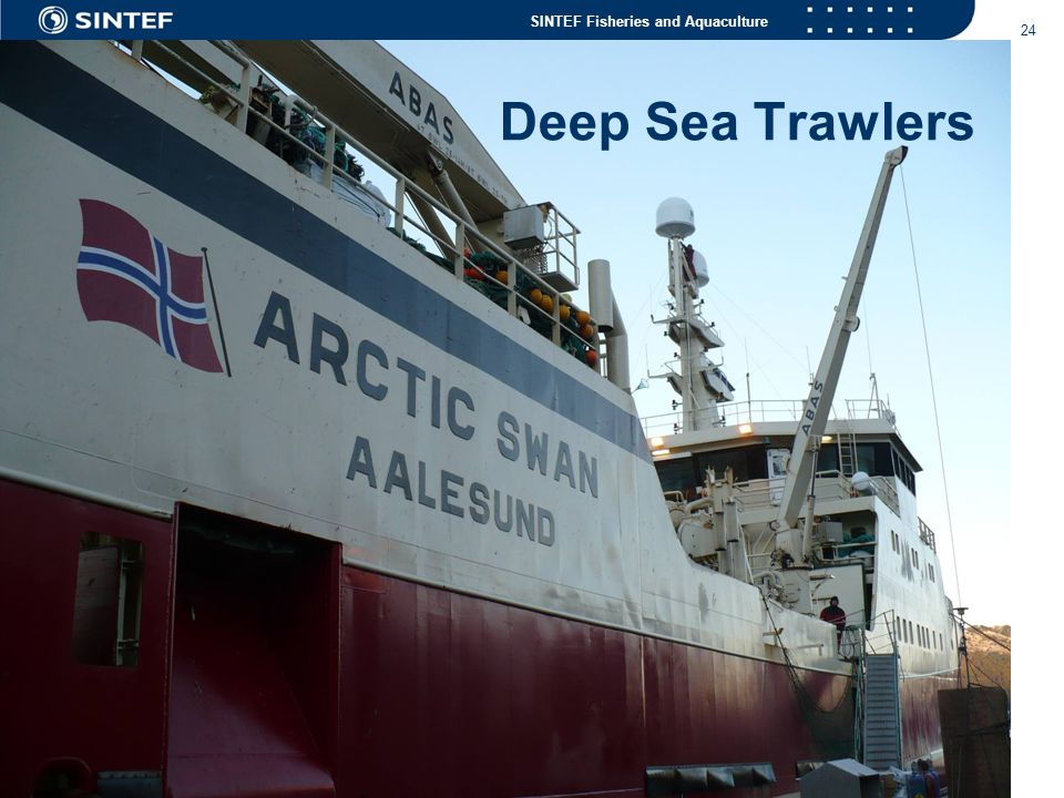 Deep Sea Trawlers