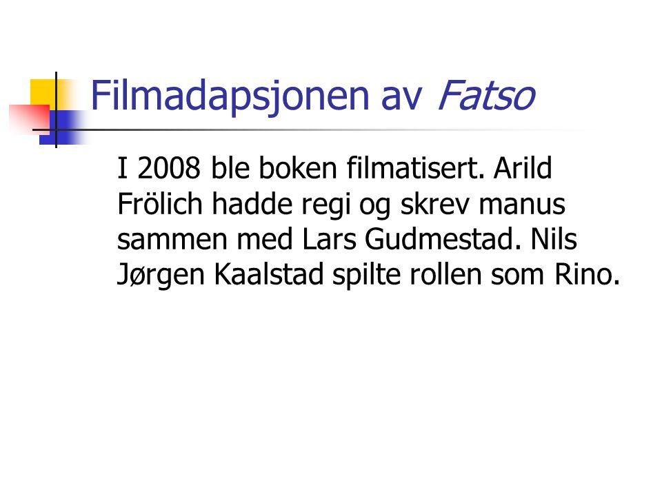 Filmadapsjonen av Fatso