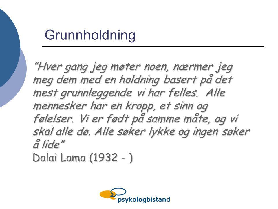 Grunnholdning