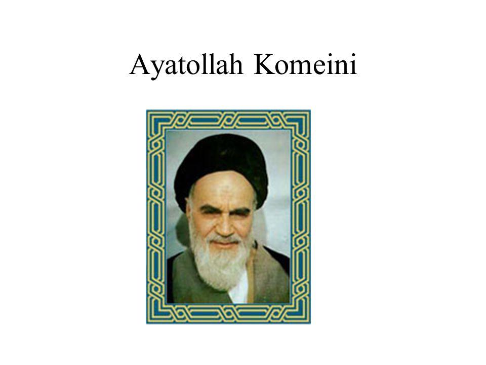 Ayatollah Komeini