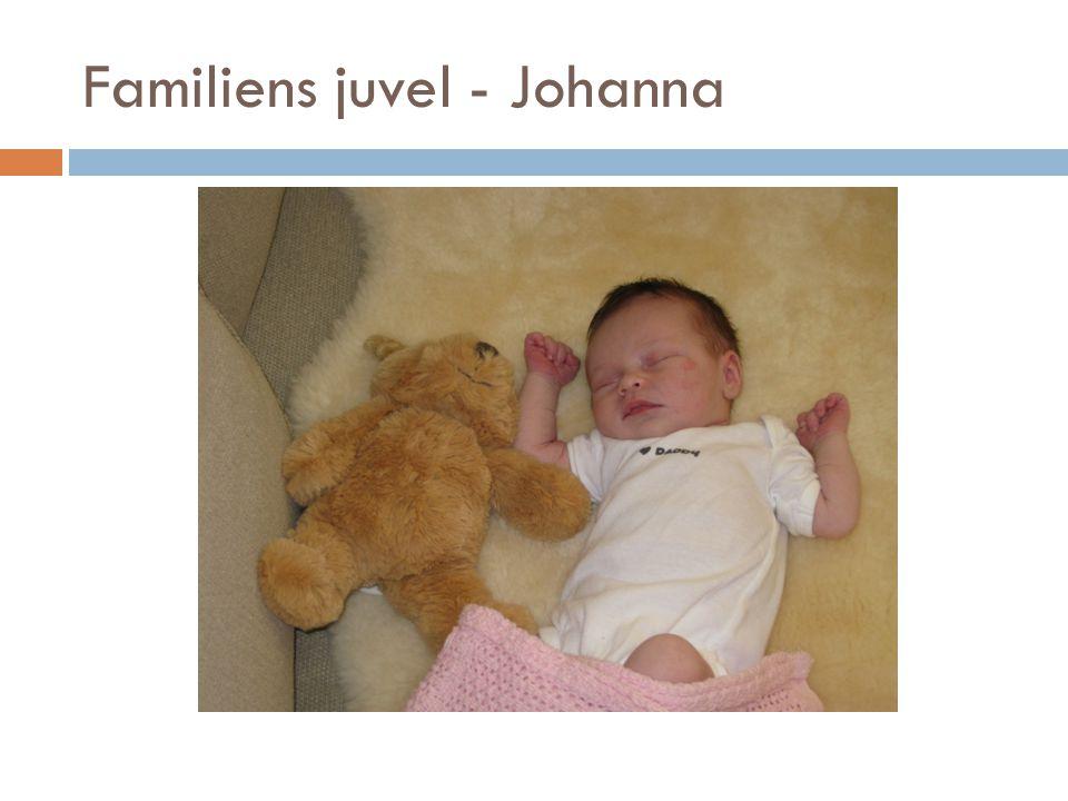 Familiens juvel - Johanna