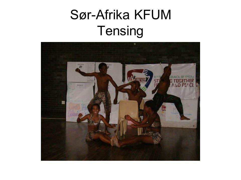 Sør-Afrika KFUM Tensing