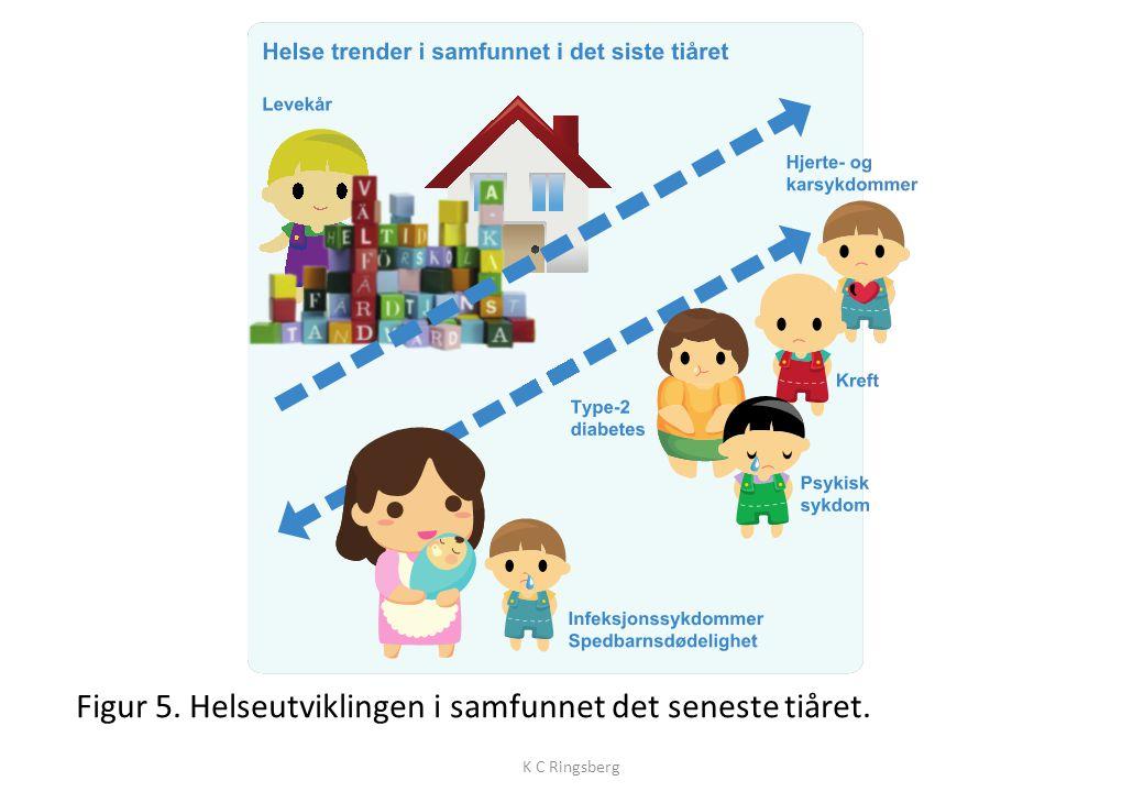 Tabell 1. Andelen nordiske foreldre som diskuterer helse og helsefremmende aktiviteter sammen med barna sine, fordelt på aldersgruppene 2–6 år og 2–17 år (2011).
